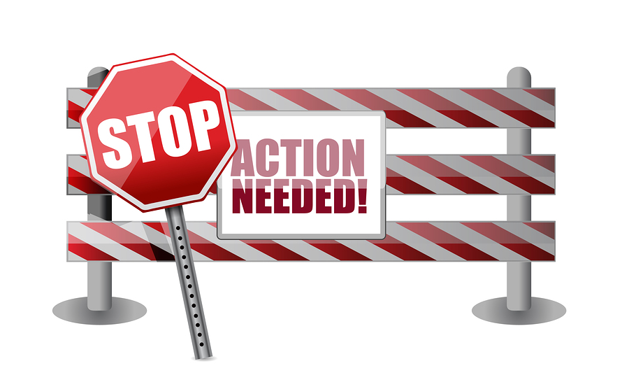 bigstock-Action-Needed-Barrier-Illustra-49927979